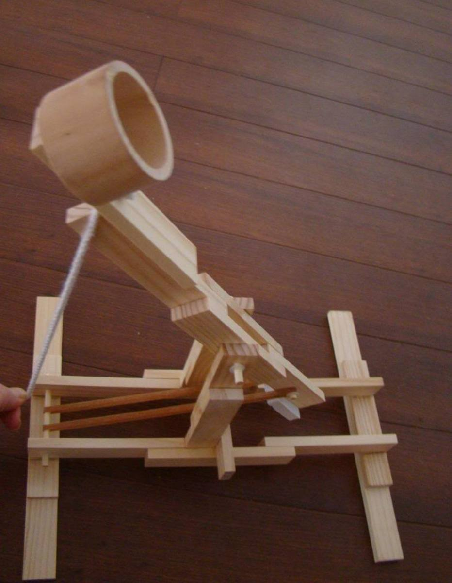 Our Catapult