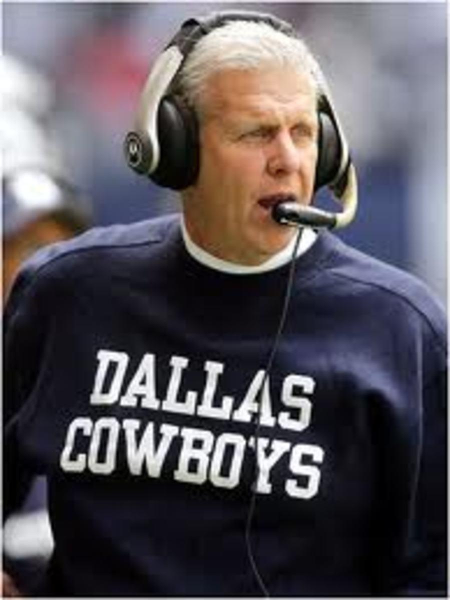 Dallas Cowboys Coach 2003-2006