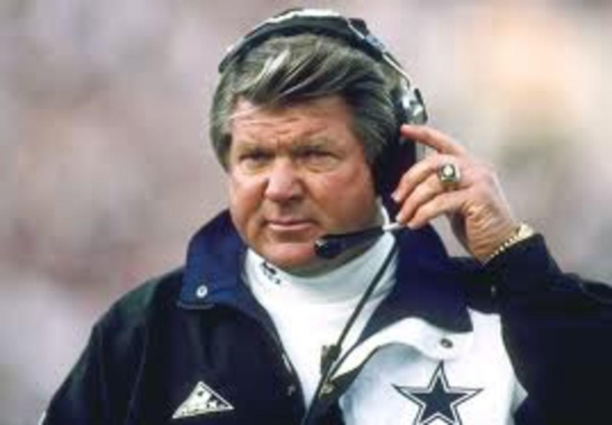 Dallas Cowboys Coach 1989-1993