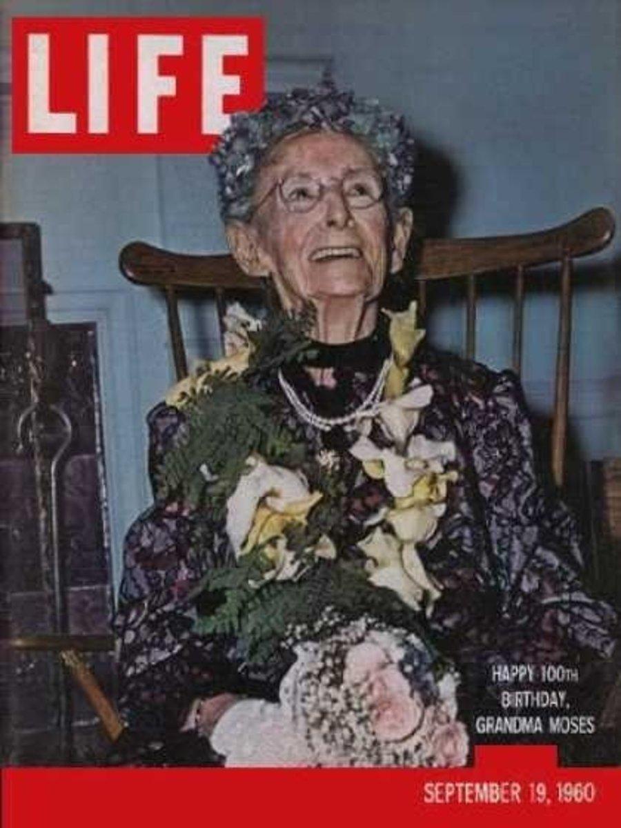 Life Magazine cover 1960