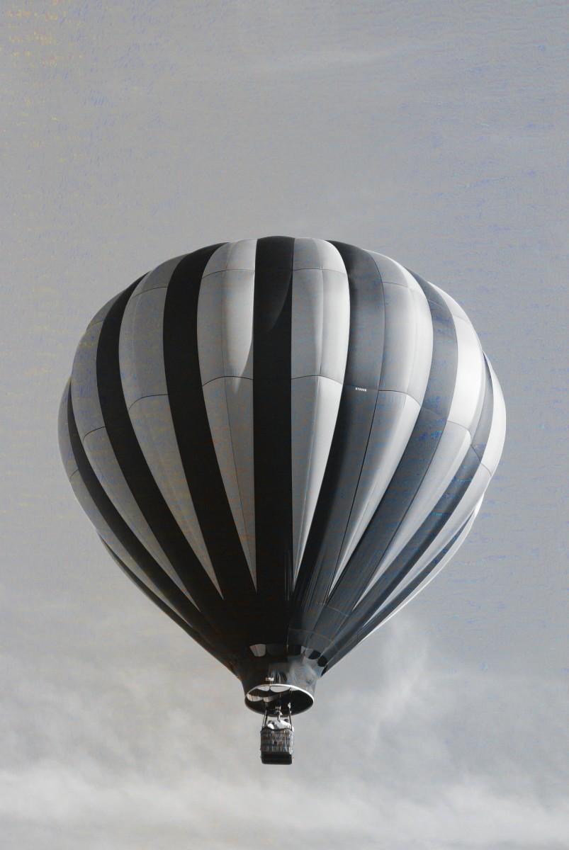 Image with gray metallic background.