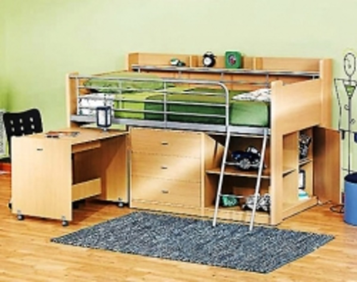 The Best Loft Bed with Storage