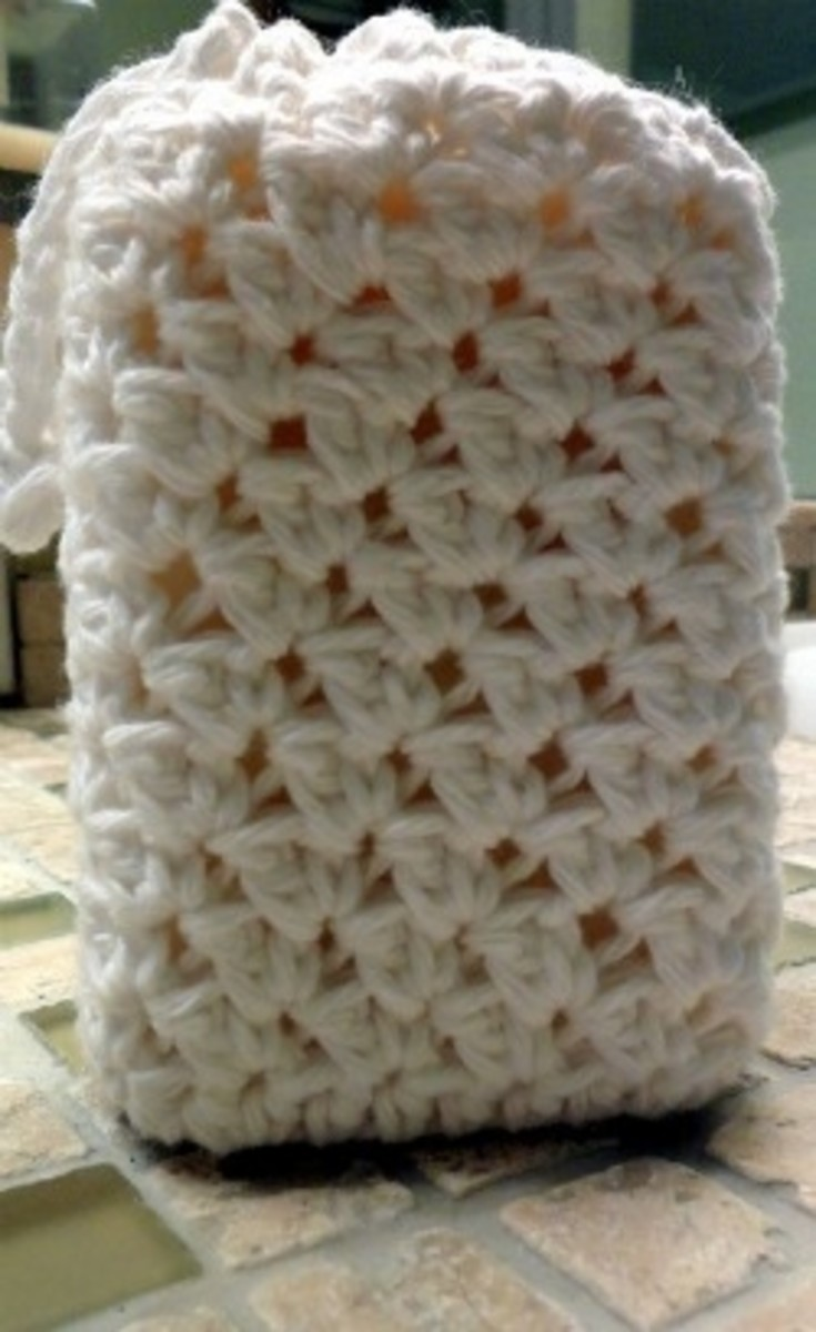 Crafty Creative Crochet on Etsy & Elsewhere