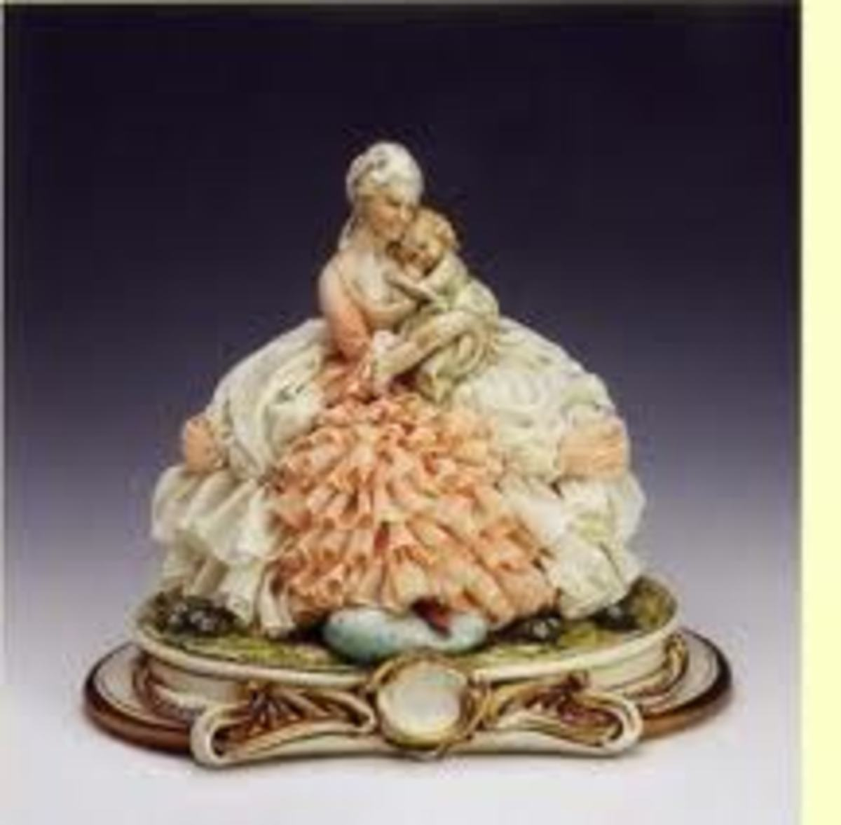 Capodimonte Porcelain Figurines for Sale - Cheapest Prices