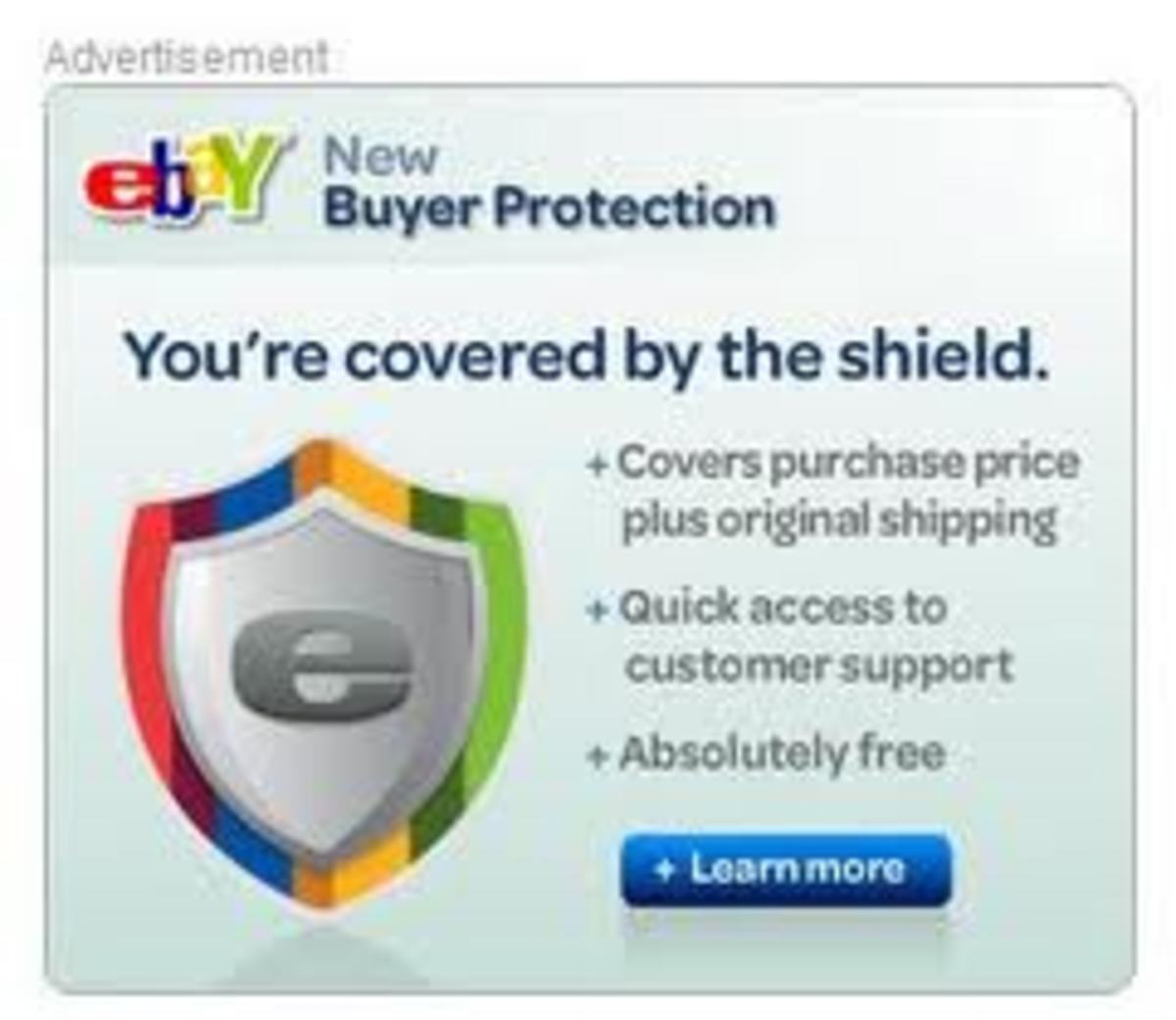 ebay Buyers Protection Program
