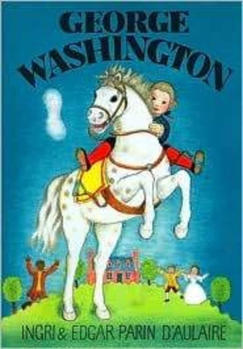 George Washington by Ingri d'Aulaire & Edgar Parin d'Aulaire