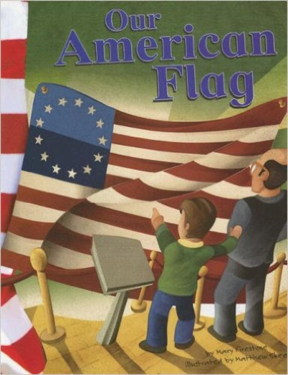 Our American Flag by Mary Firestone