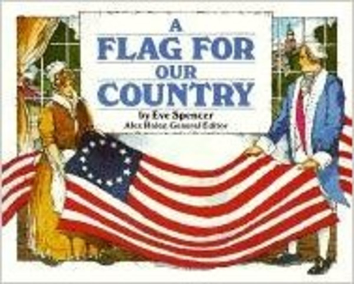 Steck-Vaughn Stories of America: Student Reader Flag for our Country, A , Story Book by Eve Spencer