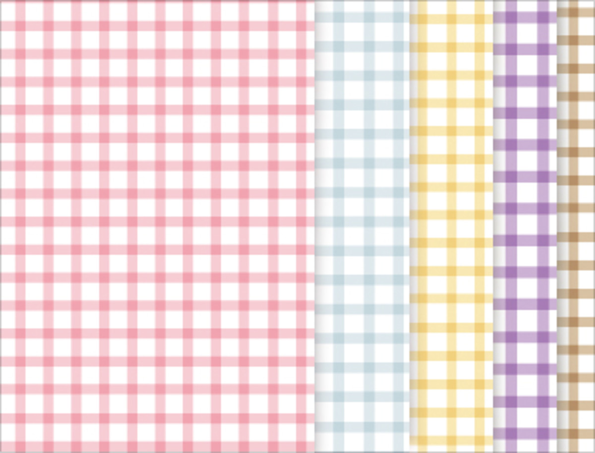 printable vintage check papers at Mr. Printables.