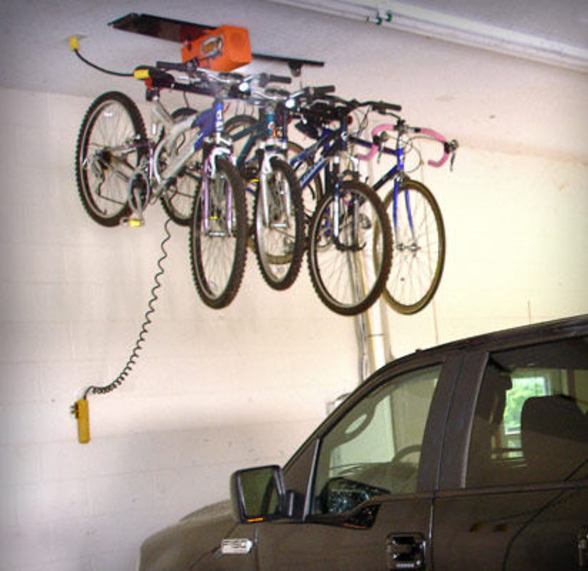 Bike Storage for Garage