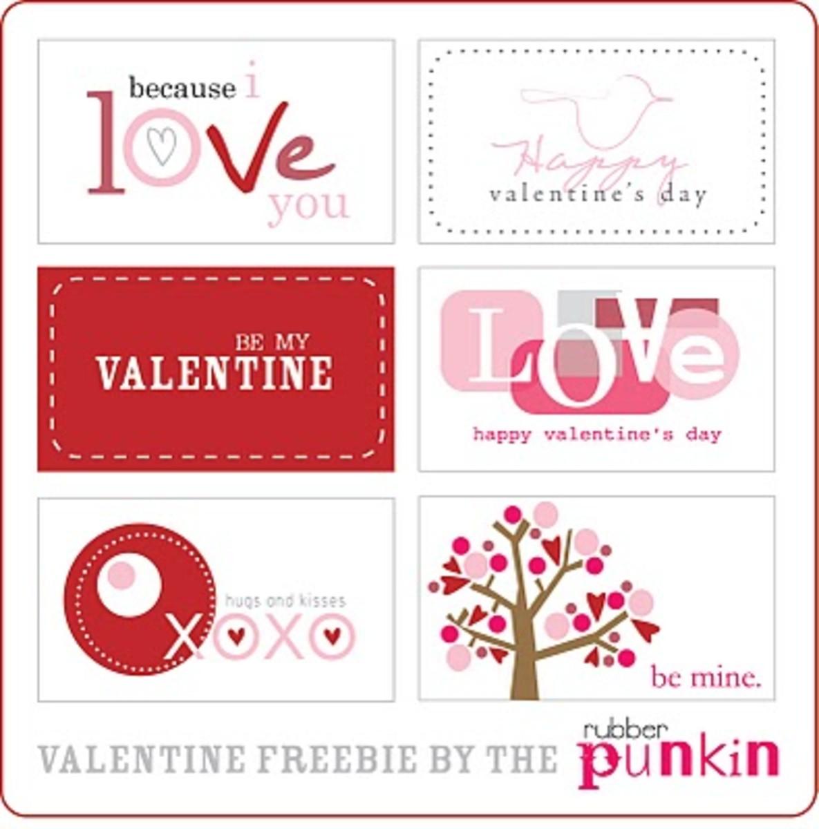 Best Free Valentine's Day Printables