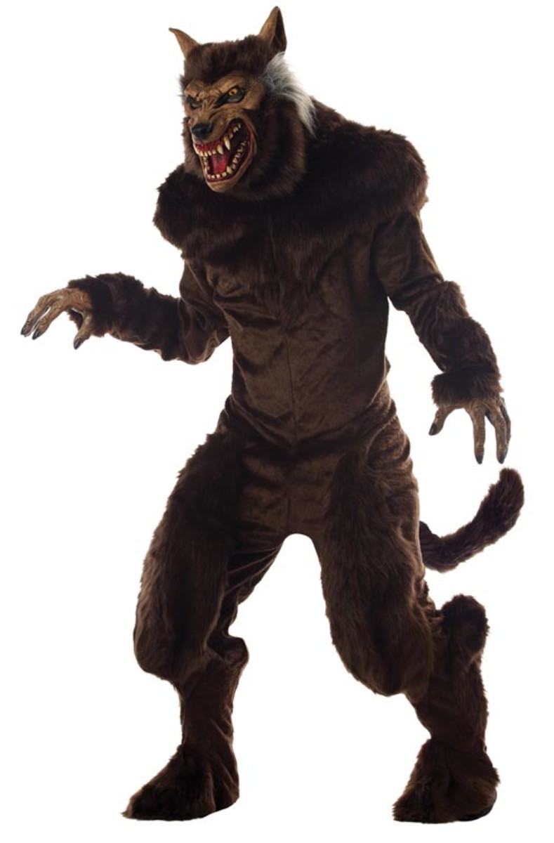 Underworld Werewolf Costume