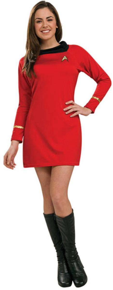 Uhura-style Costume