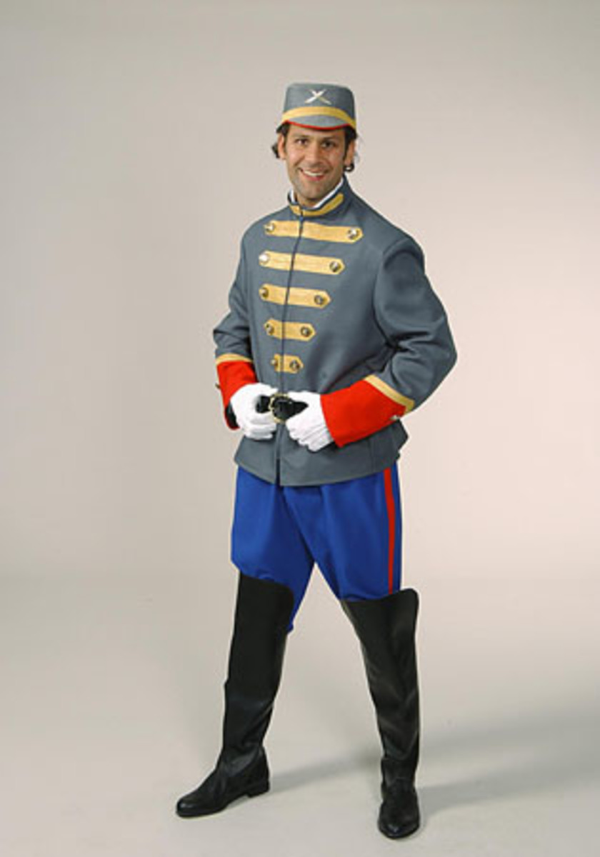 Union soldier Uniform