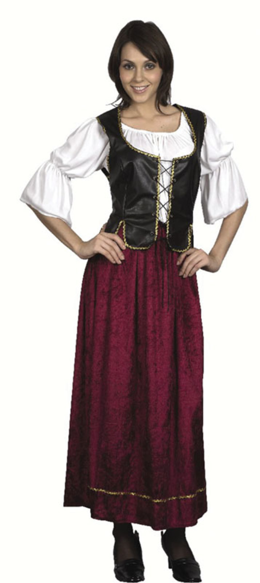 Underling (peasant) Fancy Dress Costume