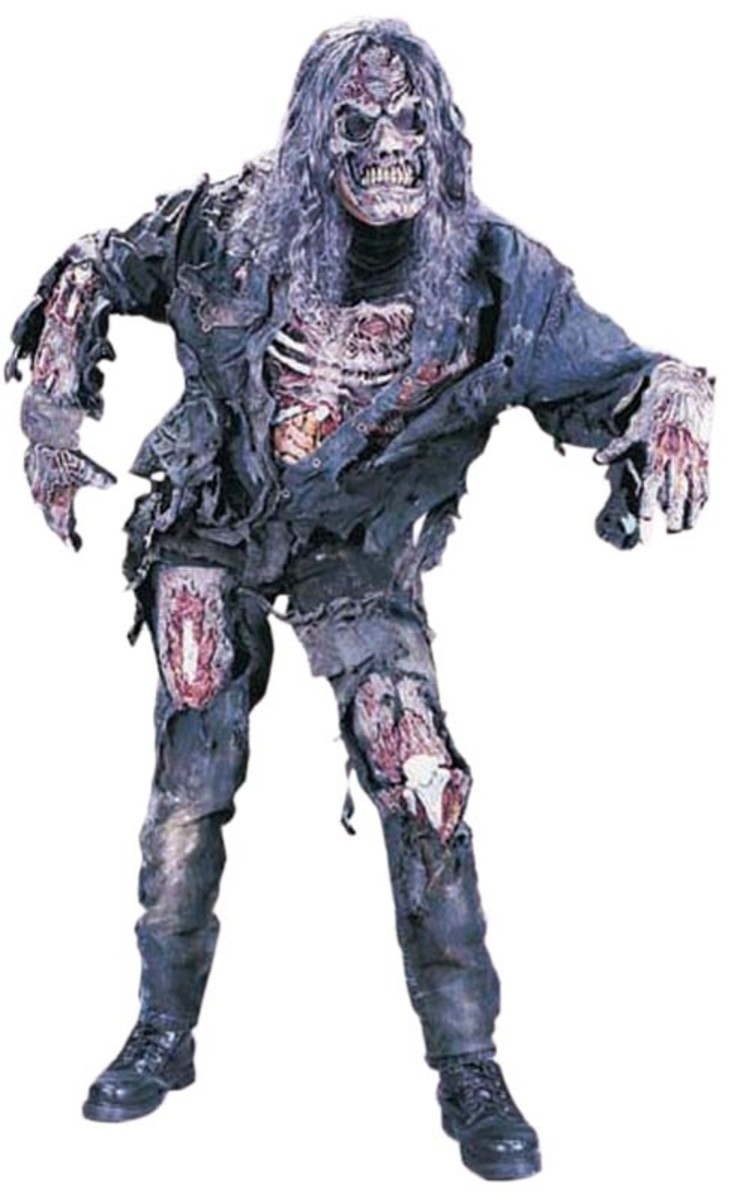 Undead - Zombie Outfit