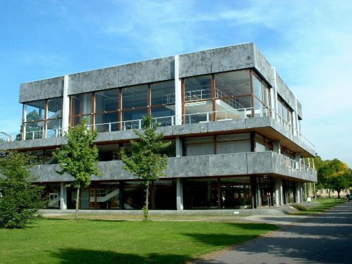 German Constitutional Court Building