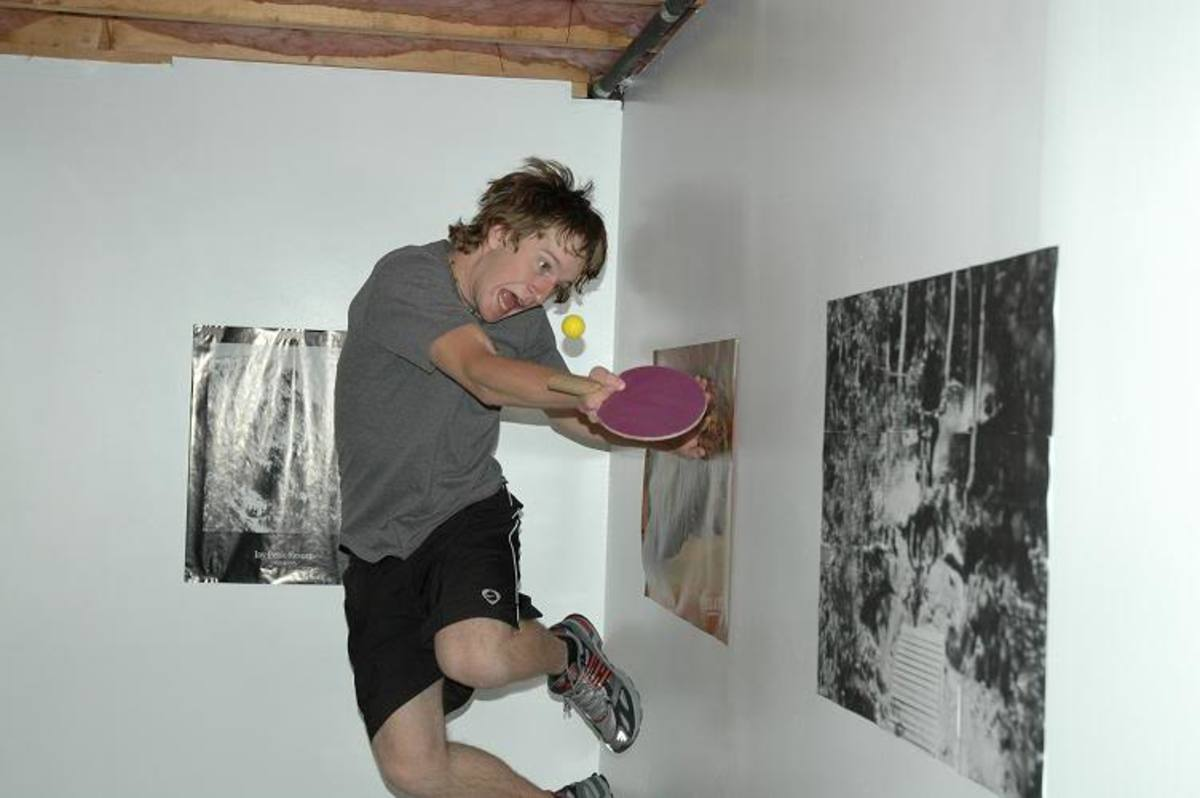 Awesome hit!  - difference between men and women playing ping pong, photo By sirskimuch, source: Photobucket