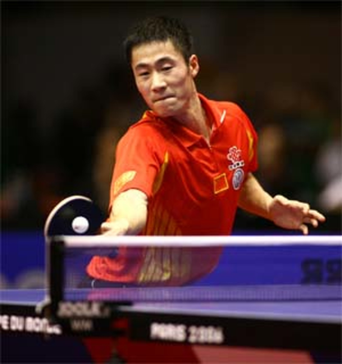 Wang Liqin of China - the 2001, 2005 and 2007 World Champion - He makes it look so easy. - Ping Pong and Table Tennis Difference, History, Fun Facts