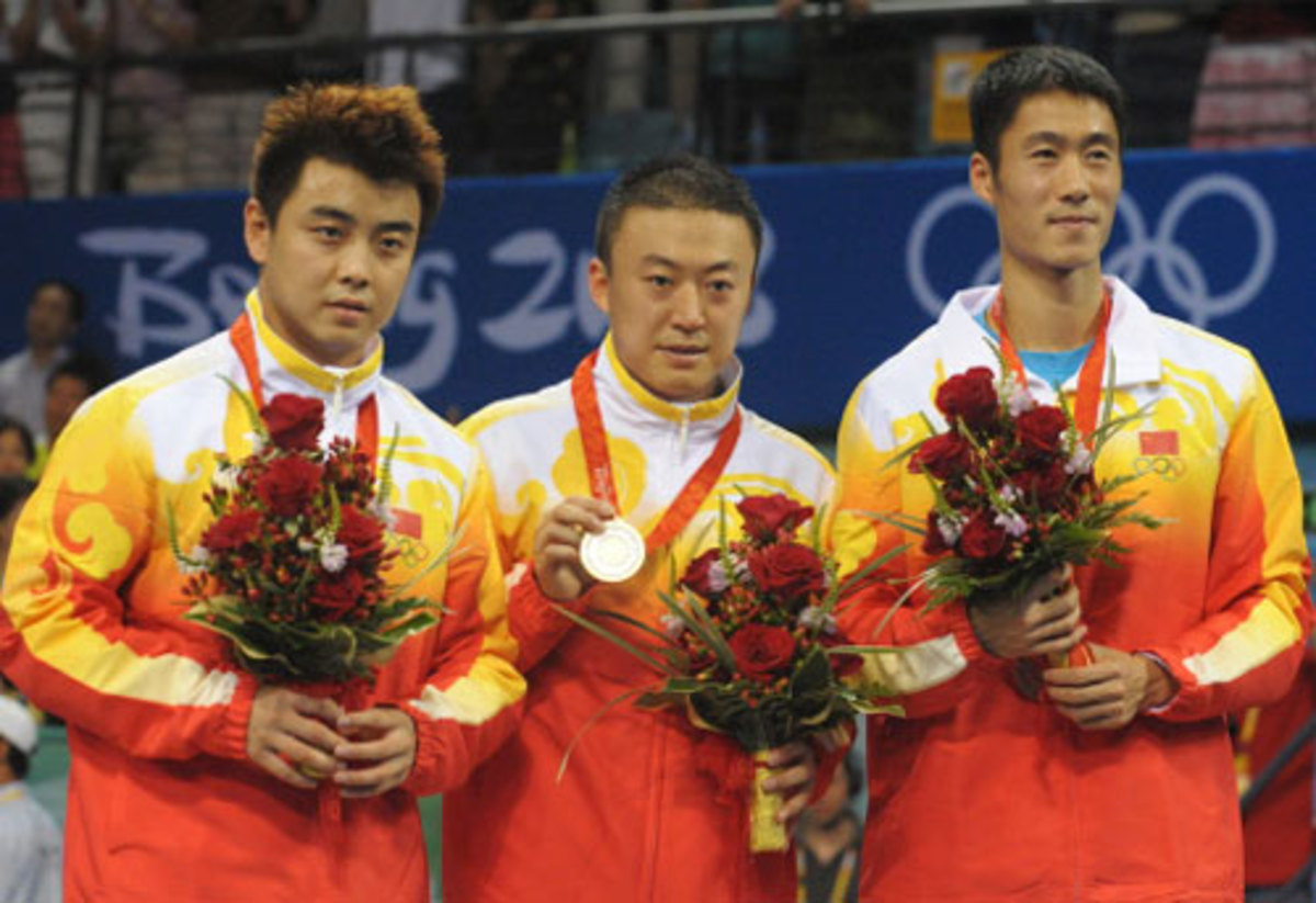 2008 Beijing Mens Champions - Ping Pong and Table Tennis Difference, History, Fun Facts
