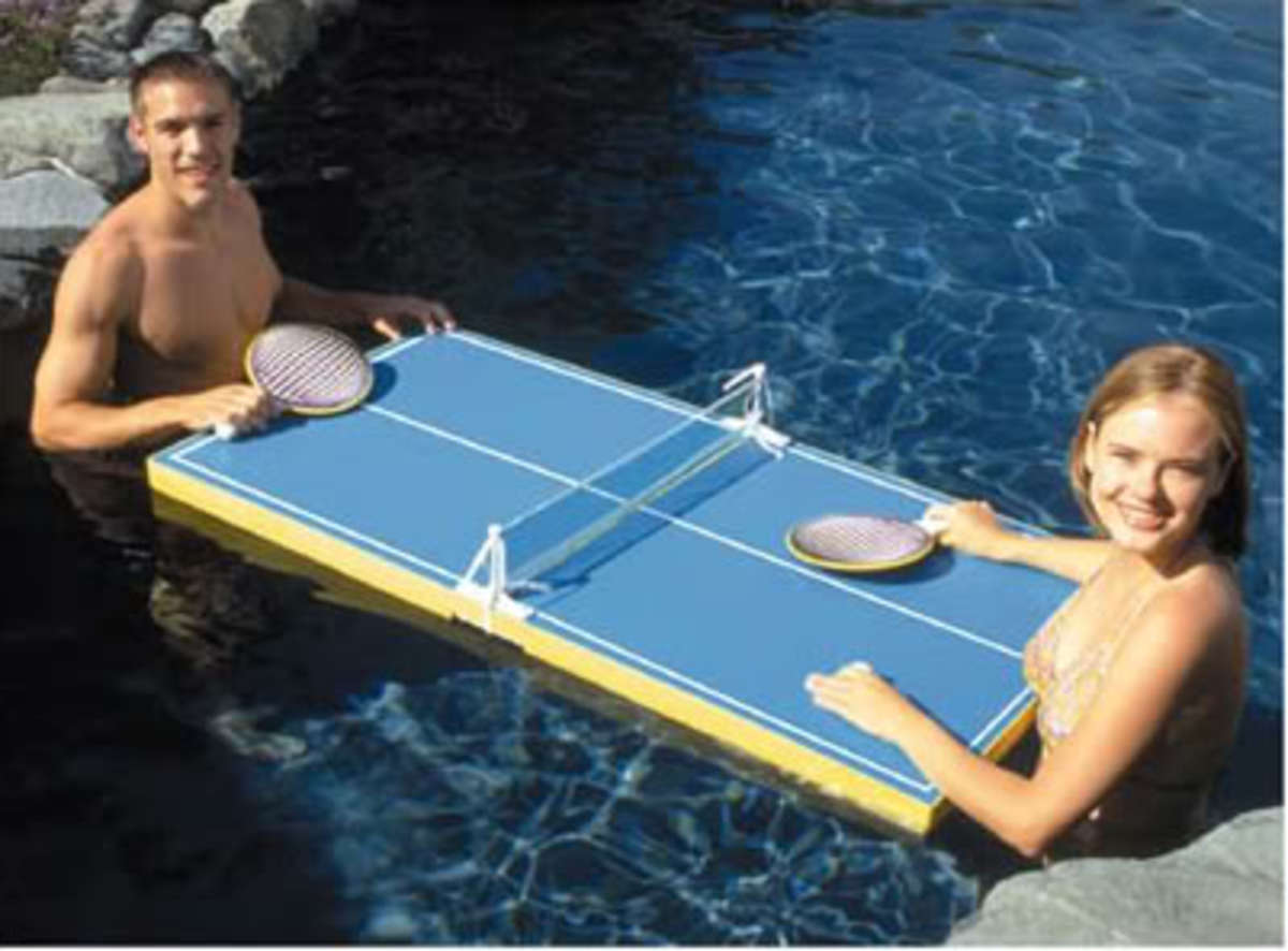 floating-ping-pong, photo By cleopatra122, source: Photobucket - Ping Pong and Table Tennis Difference, History, Fun Facts