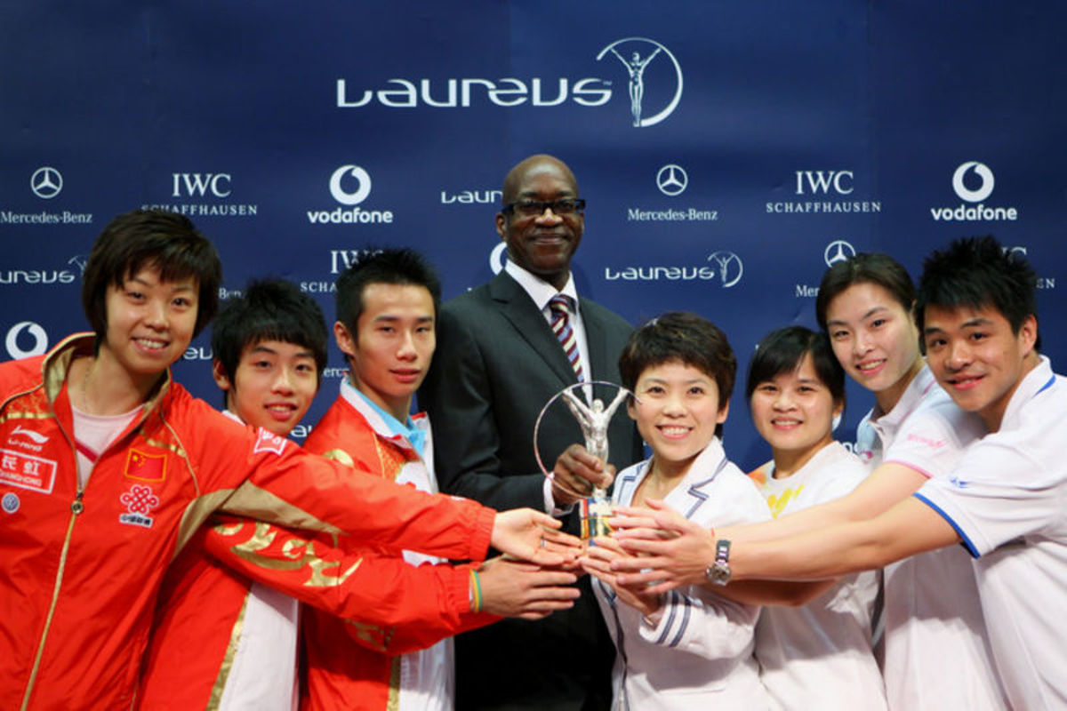 2009 Chinese Olympic Champions - Ping Pong and Table Tennis Difference, History, Fun Facts