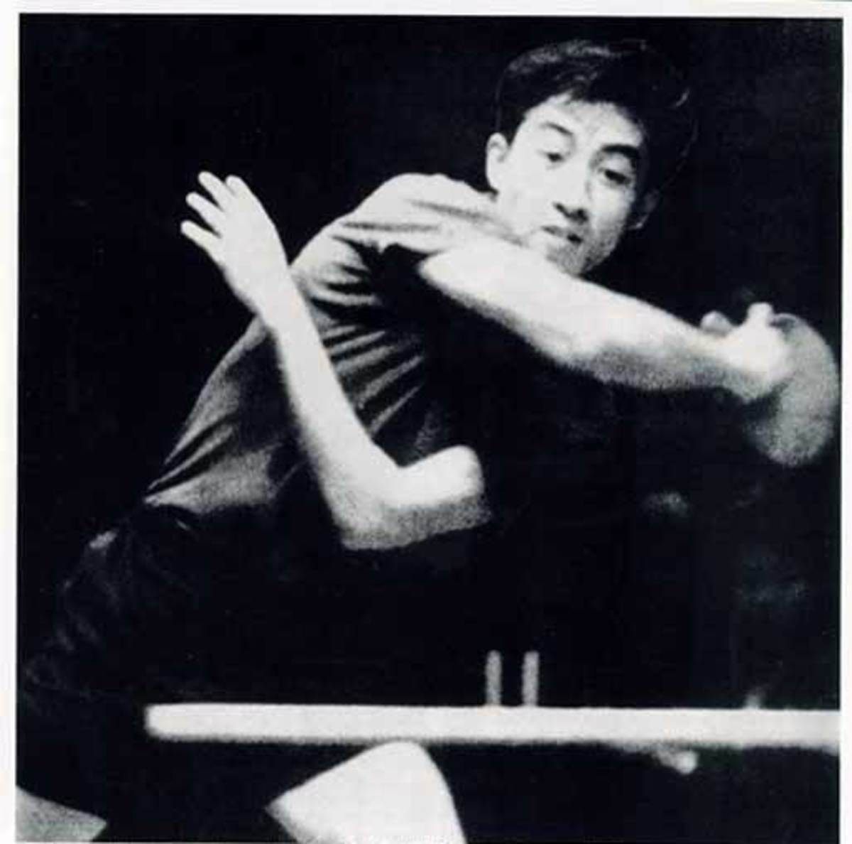 Zhuang Zedong of China, world champion 1961, 1963 & 1965 - Ping Pong and Table Tennis Difference, History, Fun Facts