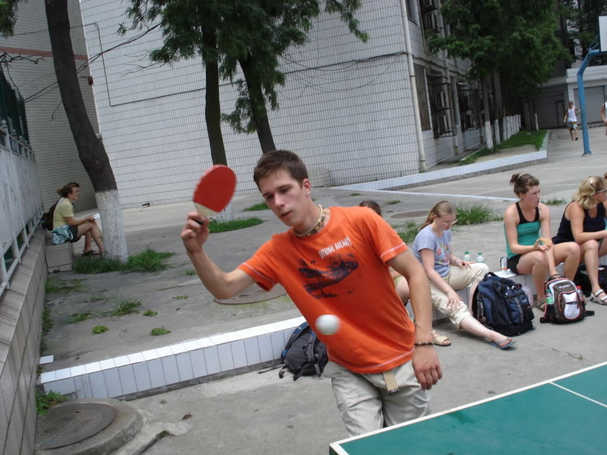 photo By thedanieljohnson, source: Photobucket -Ping Pong and Table Tennis Difference, History, Fun Facts