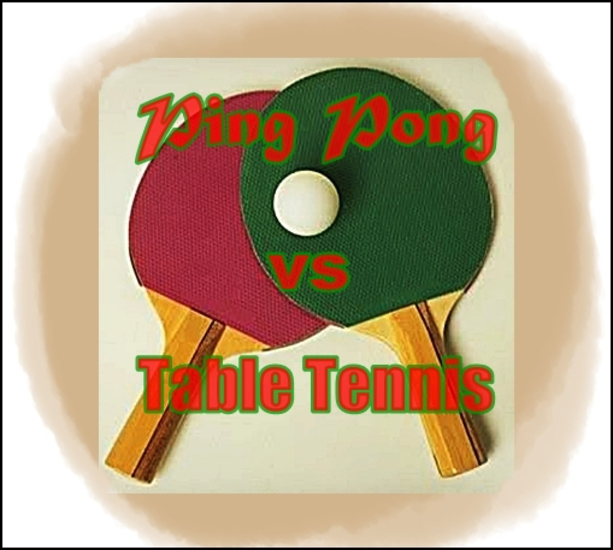 Ping Pong and Table Tennis Difference, History, Fun Facts
