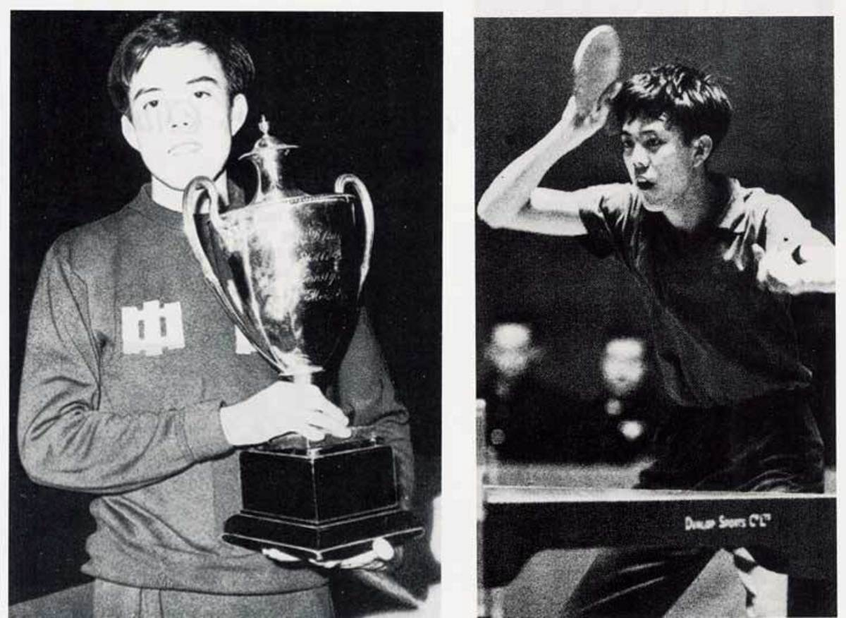 Rong Guotuan is the first Chinese world champion in any sport - Ping Pong and Table Tennis Difference, History, Fun Facts