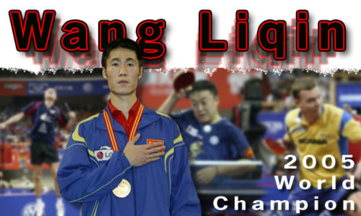 Wang Liqin, 2005 World Champion - Ping Pong and Table Tennis Difference, History, Fun Facts