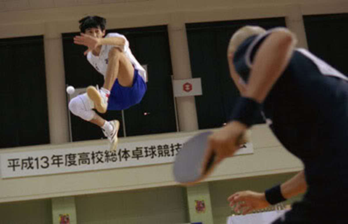 kungfupingpong, photo By cleopatra122, source: Photobucket - Ping Pong and Table Tennis Difference, History, Fun Facts