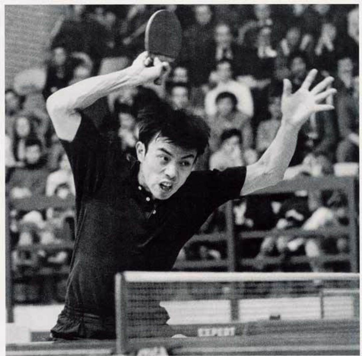 Li Furong, one of the best Chinese table tennis players - You won't want to mess with him! - Ping Pong and Table Tennis Difference, History, Fun Facts