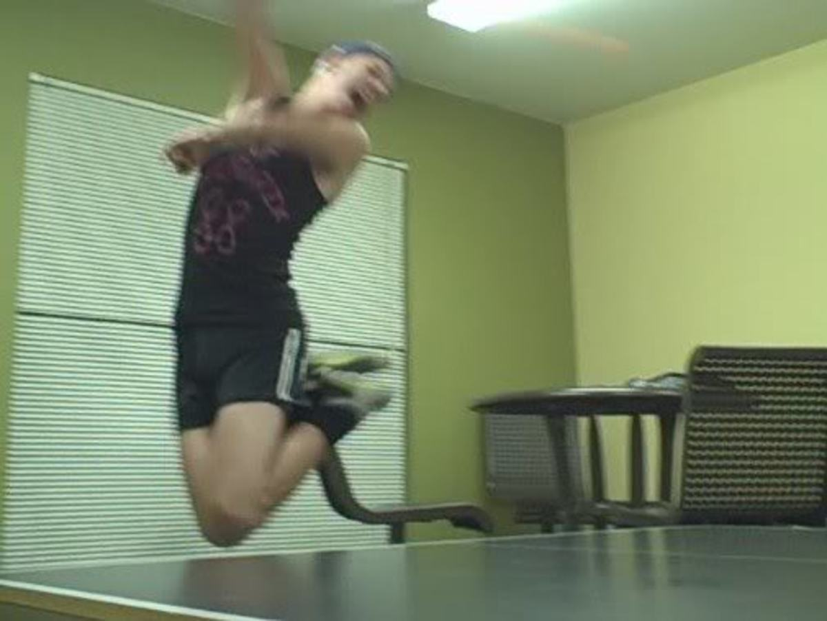 photo By jimi2008, source: Photobucket - Ping Pong and Table Tennis Difference, History, Fun Facts