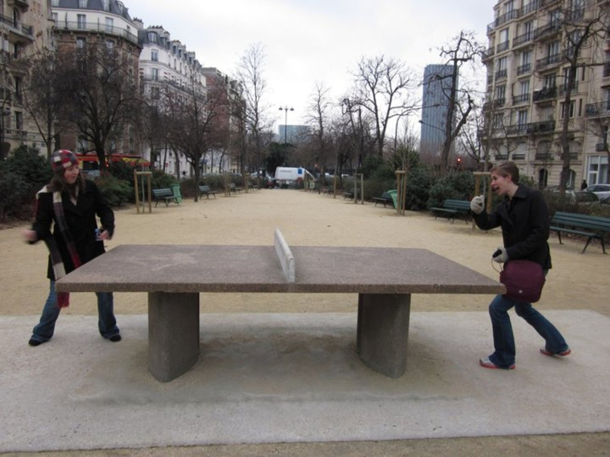 fake ping pong, photo By oleamanda, source: Photobucket - Ping Pong and Table Tennis Difference, History, Fun Facts