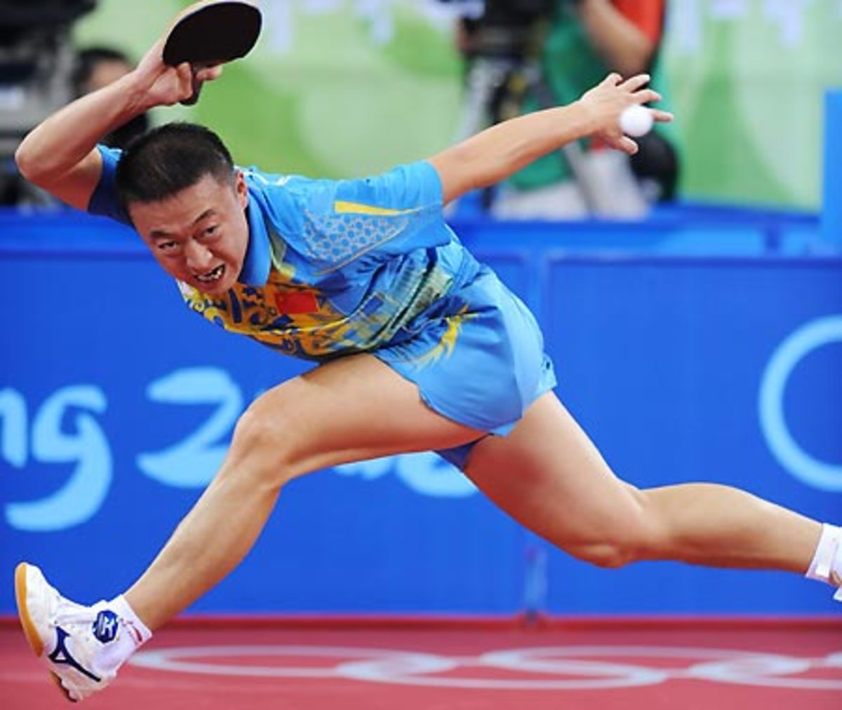 Wang Hao of China in 2008 Olympic - This is how you win! - Ping Pong and Table Tennis Difference, History, Fun Facts