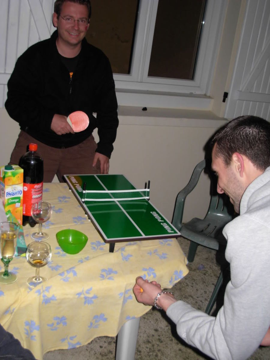 mini ping pong, photo By multicharette, source: Photobucket - Ping Pong and Table Tennis Difference, History, Fun Facts
