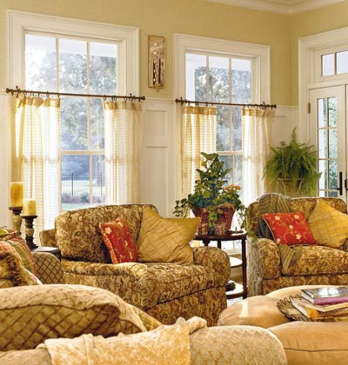 cafe curtains for living room home remodeling improvement ideas drapery for 18490