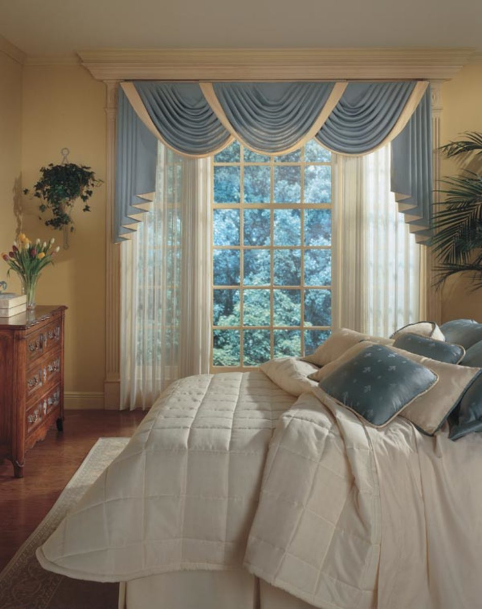 Interior Window Decorating Ideas
