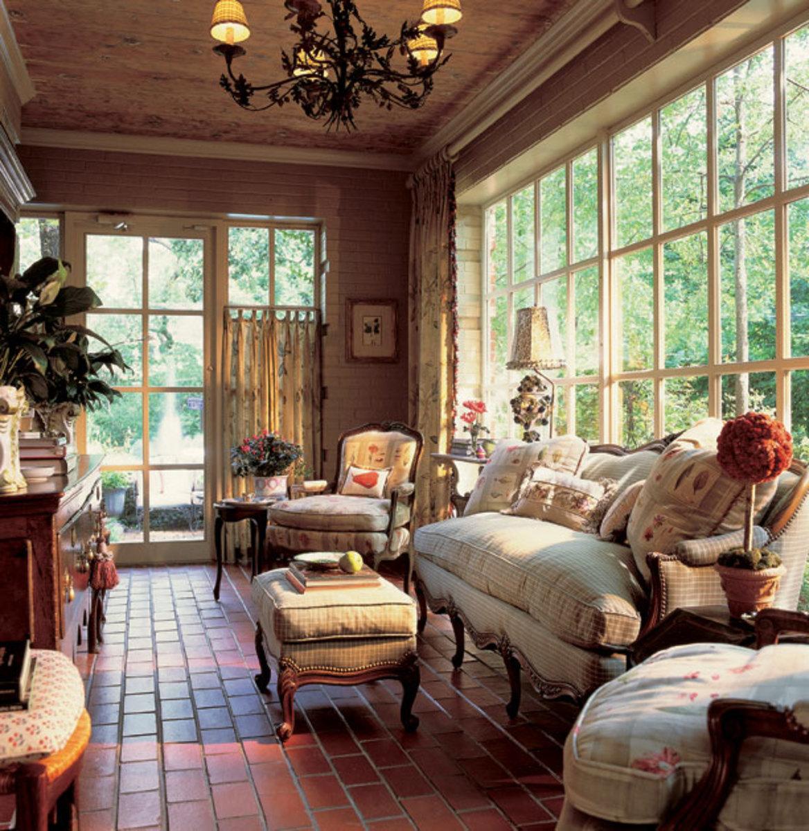 Interior Window Decorating Ideas