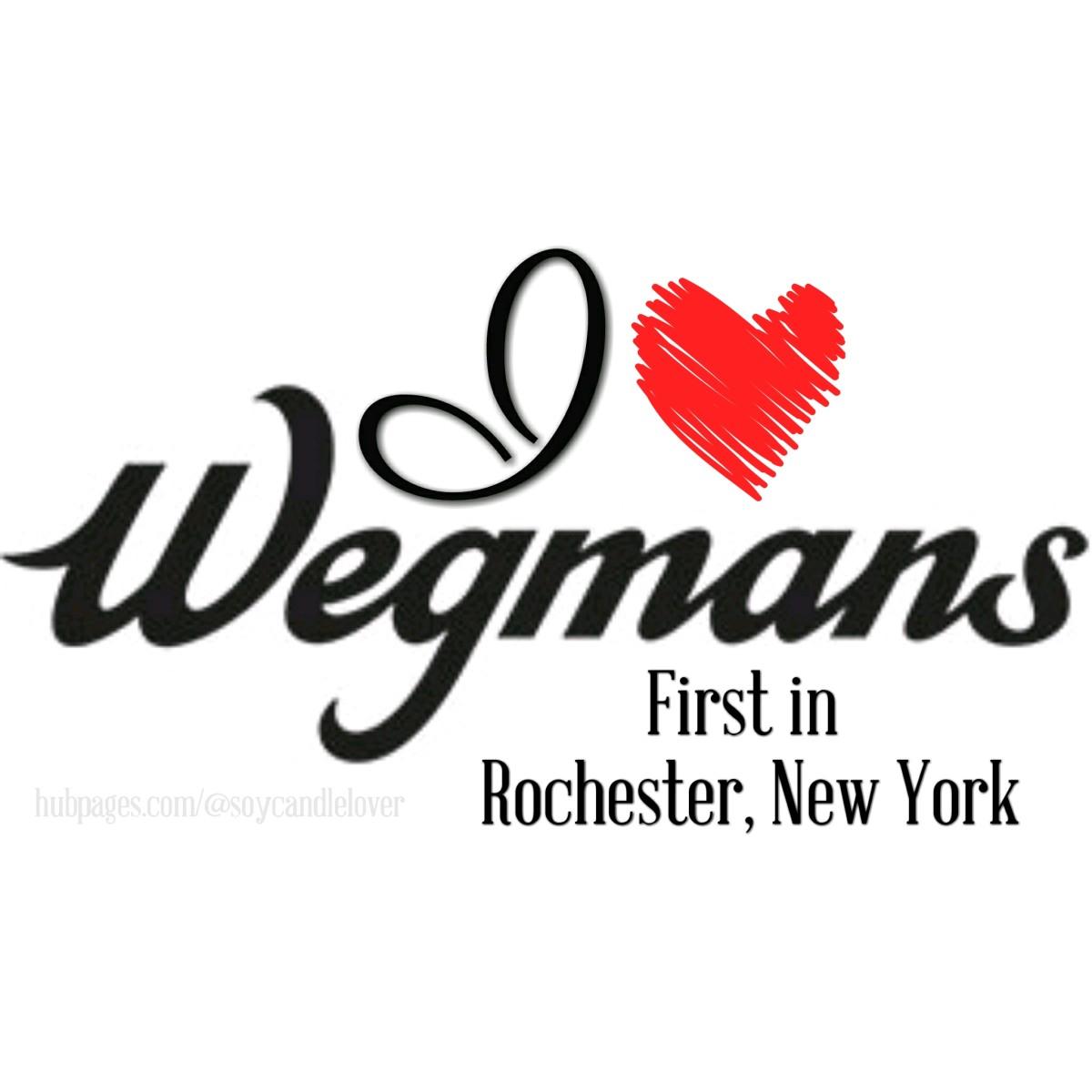 Rochester, New York ~ I ♥ Wegmans