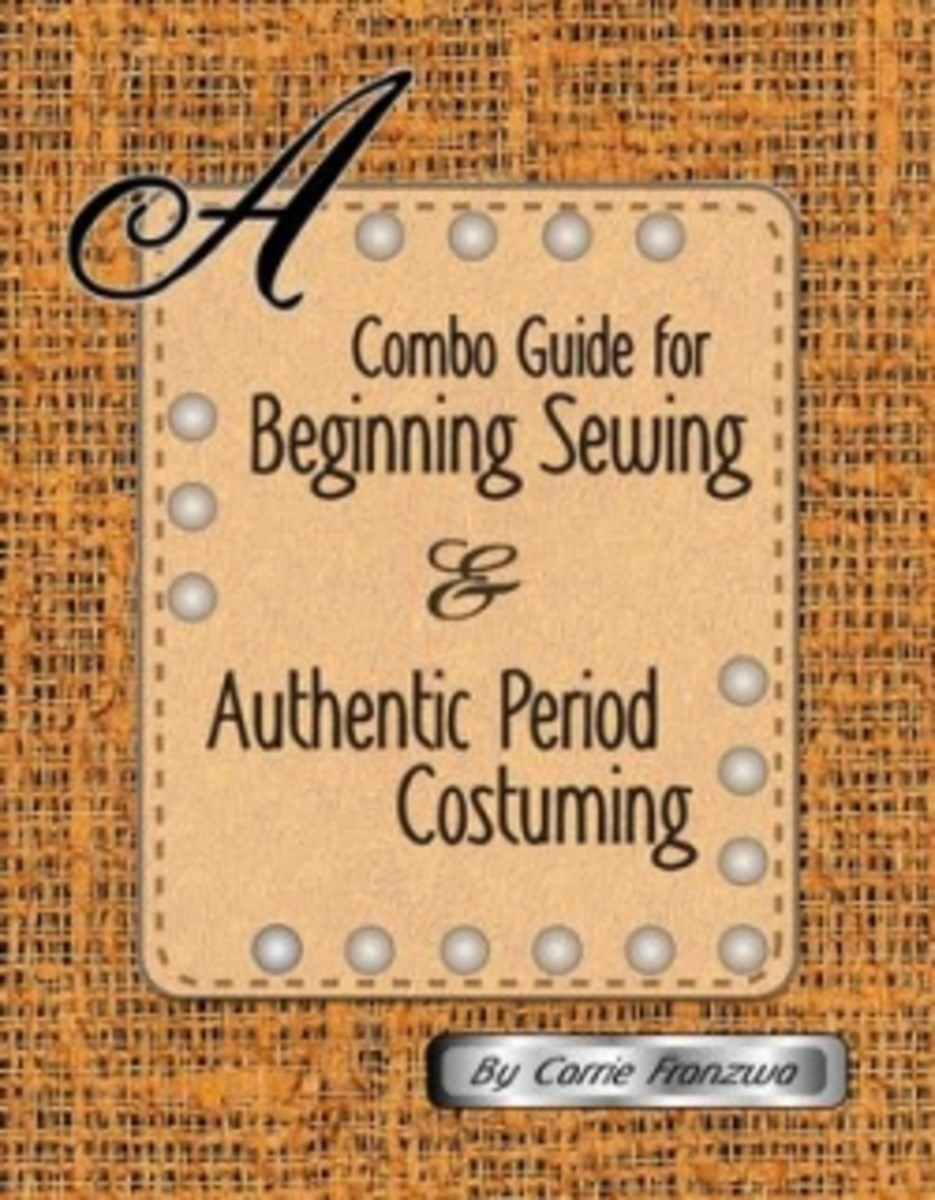 sewing instructions - learn to sew - sewing 101 - sewing basics