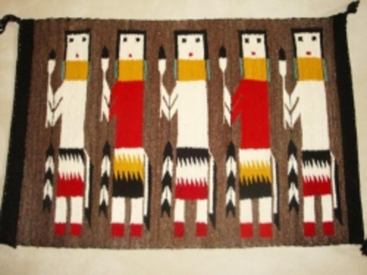Navajo Yei Rugs