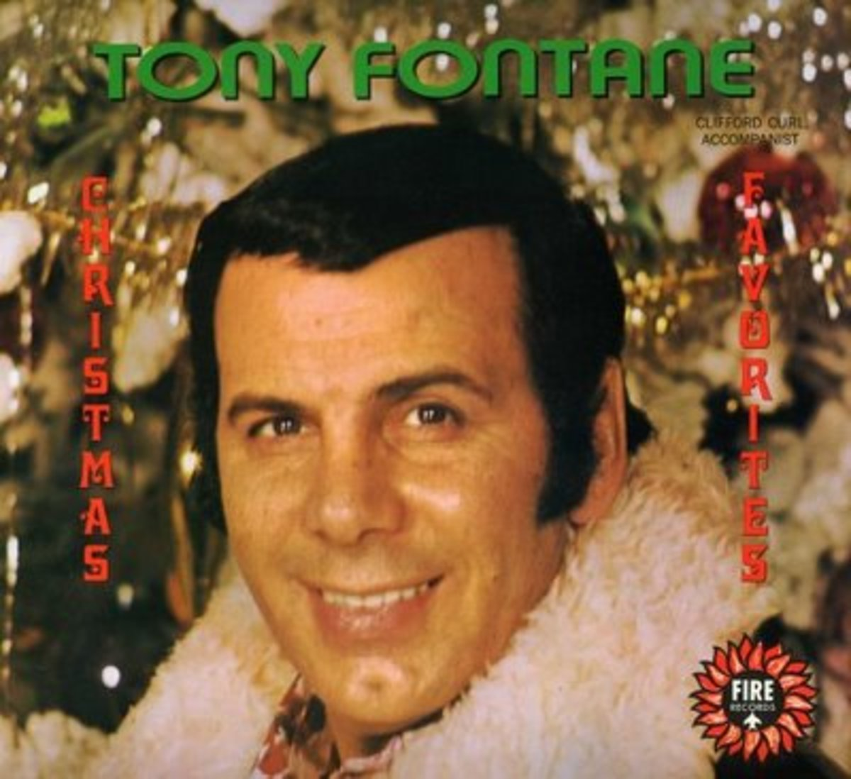 Tony Fontane Christmas favorites
