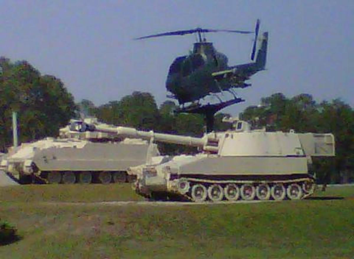 Fort Stewart, Georgia (2010)