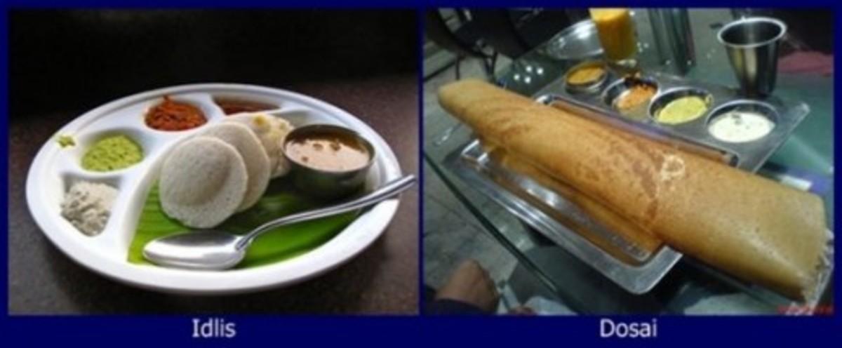 Tamil Breakfast