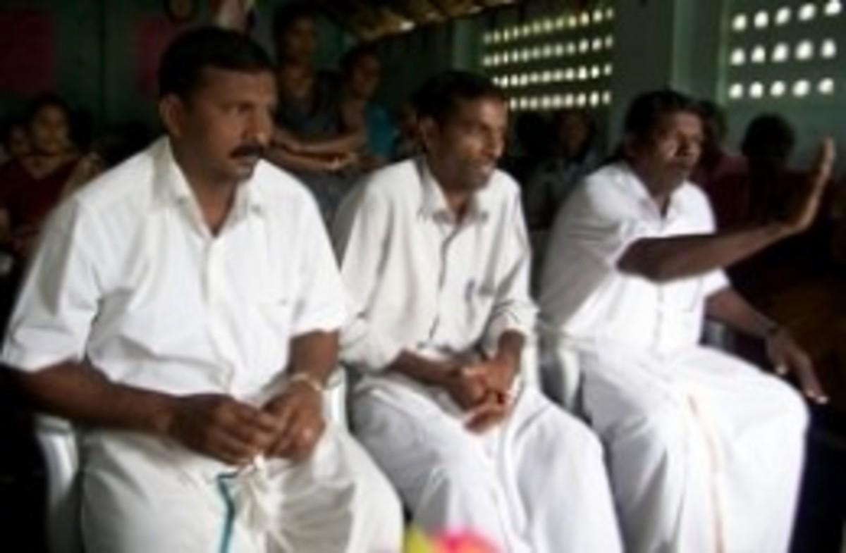 Village Panchayat Members