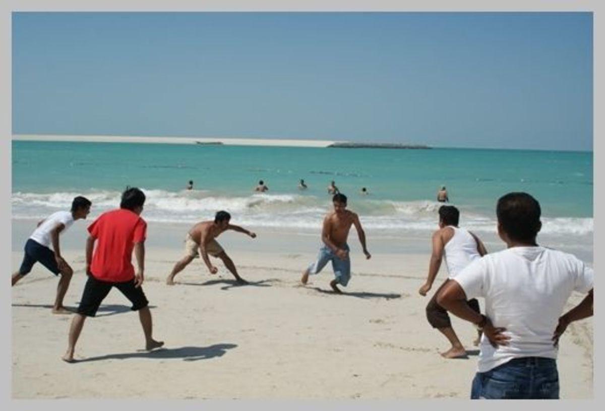 Kabadi-popular sport of rural tamil nadu