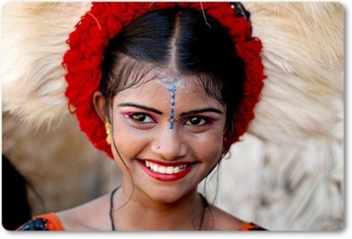 Smile From Tamil Nadu
