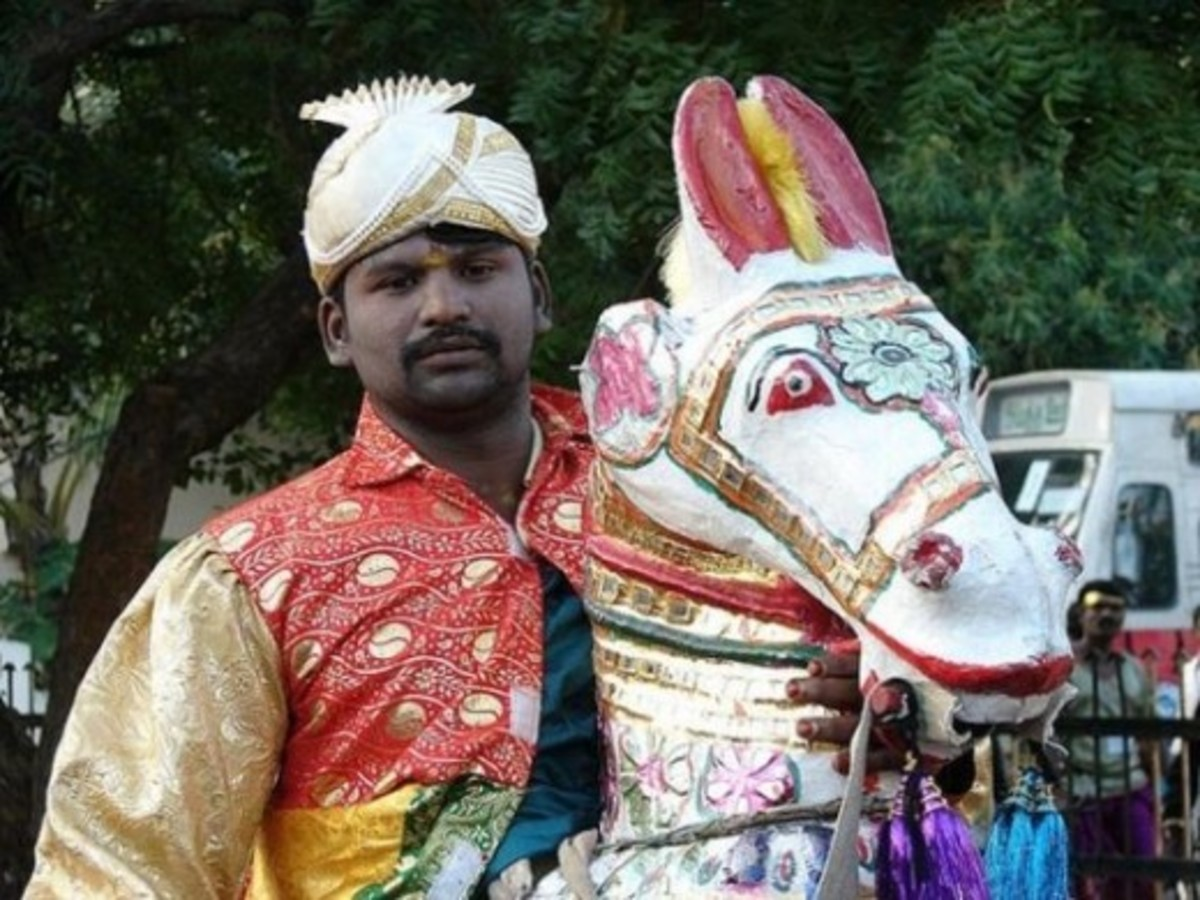 Villagers Entertainment: Poikal Kudhirai Dance
